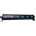 ADJ UB 6H Professional Grade Indoor 1/2-Meter Linear Fixture Powered by Six 6-Watt HEX LEDs
