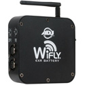 ADJ AMDJ-WIF013 DMX WiFly EXR Battery Powered Wireless DMX Transceiver