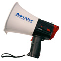 Amplivox S604 Megaphone/20-watt/Light/Recorder