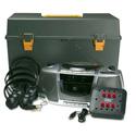 Amplivox SL1070 Deluxe CD/Cassette & AM/FM 6 Station Listening Center