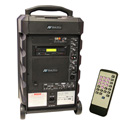 Amplivox SW800L Titan Wireless Portable PA with Lapel Mic With embedded Bluetooth
