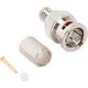 Amphenol 031-70558-12G BNC Sraight Crimp Plug - 75Ohm - 4694P Cable