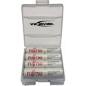 Fujitsu 1302-0013-FJ HR3UTC AA Slimline Low Self Discharge Rechargeable Battery - 4 Pk Box