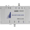 Apantac DA-HDTV-SDI-UHD HDMI 2.0 to SDI Converter with Looping Input and Fiber Output