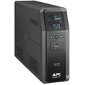 APC BR1500MS2 Back UPS PRO 1500VA Sinewave Power Supply - 10 Outlets / 2 USB Charging Ports / AVR / LCD
