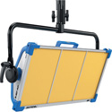 ARRI L0.0007068 SkyPanel S60-RP 3200K Remote Phosphor Light Panel with Edison powerCON - Blue/Silver - Manual