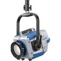 ARRI L0.0034060 Orbiter Open Face 60 Degree LED Fixture DMX Starter Kit - Blue/Silver Edison