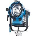 Arri L1.37200.B M8 HMI Lamp Head Manual Blue/Silver International - Black