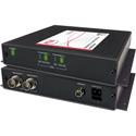 Artel 3512A-B7S FiberLink 2 Channel 3G/HD/SD-SDI (4K/UHD) Series Transmitter - ST Box
