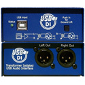 ARX USB-1 Audibox USB DI USB to Transformer Balanced Stereo XLR