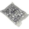 1/4 Aluminum Stops (100 Pk)