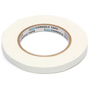 Pro Tapes 001C1260MWHT 1/2-Inch Wide White Removable Console Tape