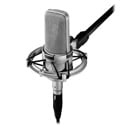 Audio Technica AT4047/SV Cardioid Studio Microphone - Silver