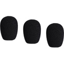 Audio-Technica AT8167 Windscreens for BPHS2 and BPHS2S - 3-Pack