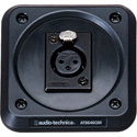 Audio-Technica AT8646QM Shock Mount Plate with XLRF Connector
