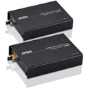 ATEN VE882 HDMI Video/Audio Singlemode Optic Fiber Extender up to 1980ft