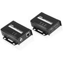 ATEN VE901 DisplayPort Cat6 HDBaseT-Lite Extender Transmitter & Receiver Kit - 4K40m 1080p70m