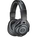 Audio-Technica ATH-M40X Closed-Back Dynamic Monitor Headphones