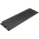 Atlas PPR4 19 Inch 4 RU Recessed Vent Rack Panel