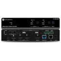 Atlona AT-OME-MS42 Omega 4x2 4K/UHD Multiformat Matrix Switcher w/ HDMI/USB-C/Display Port/USB Pass Through Over HDBaseT
