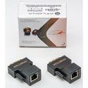 Atlona AT-DVI60SRS Passive DVI Extenders Over single Cat5/6/7 (Transmitter & Receiver) - B-Stock (Used/Missing Parts)