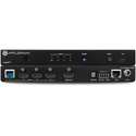 Atlona JUNO-451-HDBT 4K HDR Four-Input HDMI and HDBaseT Switcher - 4K/UHD Capability @60Hz with 4:4:4 Chroma Sampling