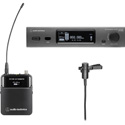 Audio Technica ATW-3211/831EE1 Wireless System R3210 Receiver T3201 Body-Pack Transmitter w/ AT831cH Lav Mic 530-590 MHz