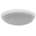 Audix M70WD Dante / AES67 Flush-Mount Ceiling Microphone - White