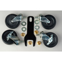 Casters for AV-2 Cable Reel (Set 4)