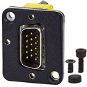 AVP UMD15HD-MM Maxxum D-Sub 15-pin Male to Male Feedthru Adapter Plate(s) and/or Hardware MIS Color-Code