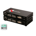 Avenview FO-DVI-DL-330 HDCP Dual Link DVI Over 7LC Fiber Optic Extender