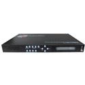 Avenview DVI-SPLITPRO-4X Multiviewer Quad Screen Video Processor with IR Remote