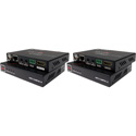 Avenview HBT2-C6BPOC-SET 4K@60 4:4:4 HDMI2.0/HDCP2.2 HDR10 8/10 Bit HDBaseT CAT5/6/7 Encoder and Decoder Set