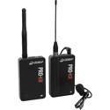 Azden PRO-XR 2.4 GHz Wireless Microphone System with Signal Redundancy Technology