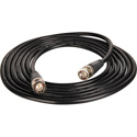 Connectronics B-B-25 Premium 3G-SDI BNC Male to Male Molded Video BNC Cable 25 Foot