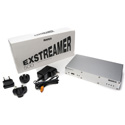 Barix Exstreamer 500 Professional Mulitprotocol IP Audio de-/encoder B-Stock (Demo)