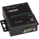 Black Box LES301A Series Industrial Serial Device Server - (1) RS-232/422/485 DB9 Male (1) 10/100-Mbps RJ-45