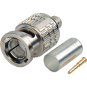 Canare BCP-B31F 75 Ohm BNC Crimp Plug for L-3CFW