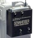 BEC-500 Wireless Mic Receiver Bracket for Sennheiser E Series