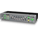 Behringer MiniFBQ FBQ800 Ultra-Compact 9 Band Graphic Equalizer with FBQ