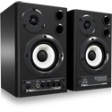 Behringer MS20 Digital Audio Monitor 24Bit/192 kHz Digital 20W Stereo Pair