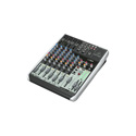 Behringer Q1204USB Premium 12-Input 2/2-Bus Mixer with XENYX Mic Preamps