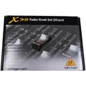Behringer X32 Fader Knobs - Fader Knob Set for X32-X16 - 20 pcs
