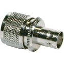 50 Ohm BNC Female to UHF Male Adapter