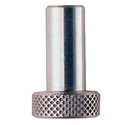 Manfrotto 149 3/8 Inch Adapt. Converts 1/4-20 Threaded Tip -3/8 Tubular Stud