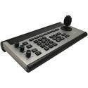BZBGear BG-CJ-IPRSPRO Professional IP/RS232/422/RS485 Controller Joystick - Gen2