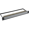 Bittree B96S-5M2OOB430 1RU 2x48 Non-Programmable Audio TT Bantam Patchbay - Pre-Tinned Jack Tails - No Chassis
