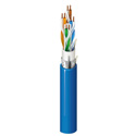 Belden 10GX62F Enhanced Category 6A F/UTP Bonded-Pair Cable 1000 Ft. Blue