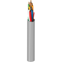 Belden 8 conductor 22ga Security/Alarm cable Gray-unshielded.