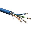Belden 7958A Category 5e DataTuff 600V AWM Rated Twisted Pair Cable - Teal - 1000 Foot